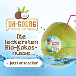 Bio Kokosnüsse